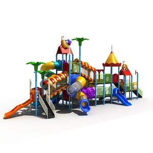 children slide 3D