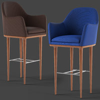 3D loftdesigne stool 3517