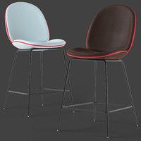 loftdesigne stool 3848 3D model