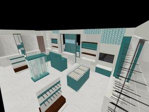 showroom model