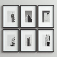 3D picture frames set -83