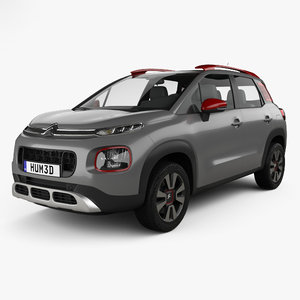 citroen c3 aircross 3D model