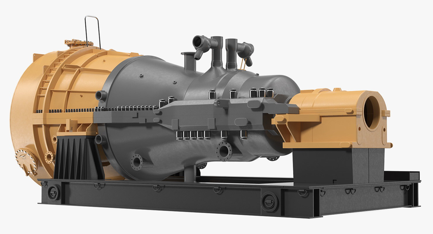 Steam Turbine Generic