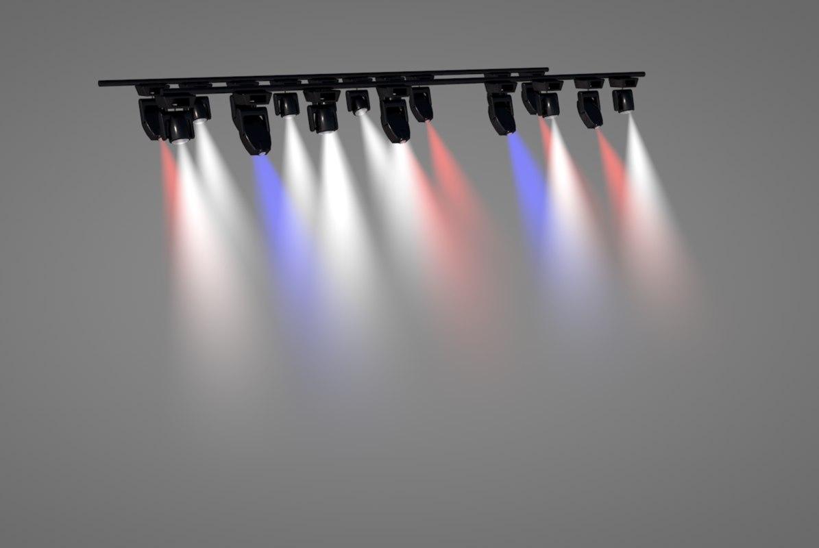 spotlight light lamp model