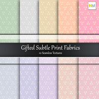 Gifted Seamless Fabric Textures
