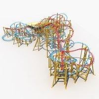 roller coaster 2 model