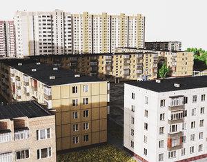3D russian street 2