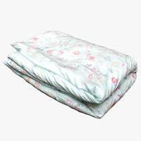 bedclothes fabric bedcover model