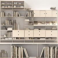 cupboard book model