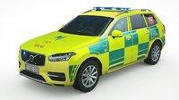 xc 90 police car model