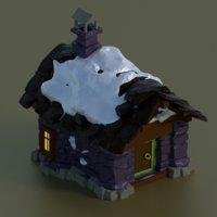 set wall games 3D model