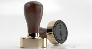 rubber stamp model