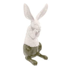 3D model easter rabbit