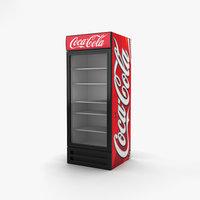 3D model coca-cola coca cola