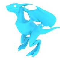 lizard animations 3D