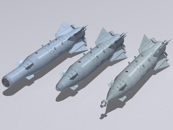 3D model kab-1500 family