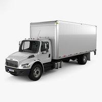 Freightliner M2 106 Box Truck 2012