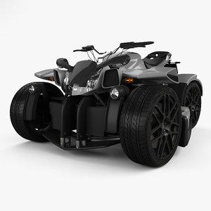 lazareth wazuma r1 3D model