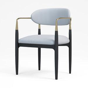 nahma chair 3D model