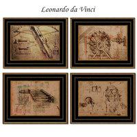 Leonardo Da Vinci Set