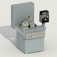 3D industrial grinding machine