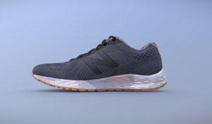 3D running shoe