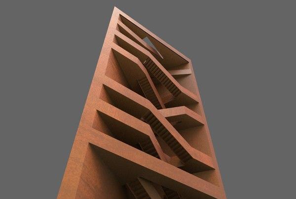 3D landmark lusatian