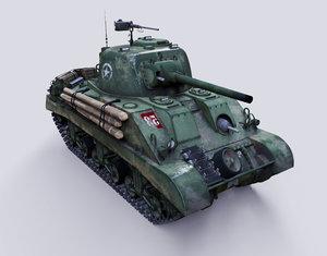 army tank 3D model