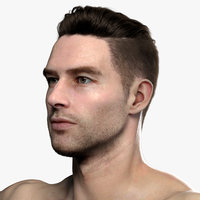 Realistic Male (Rigged)