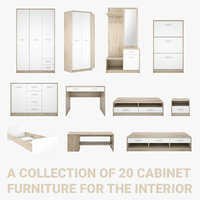 3D cabinet furniture collected