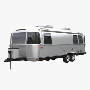 airstream land yacht model
