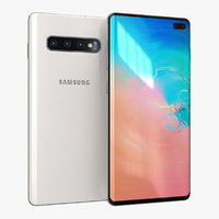 samsung galaxy s10 ceramic 3D model