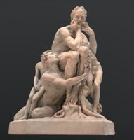 Ugolino and His Sons (Dante's Inferno)