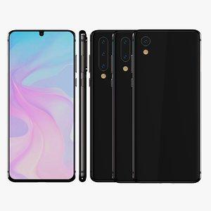 generic smartphone phone 3D