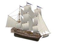 Frigate Ship