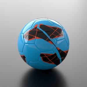 maxim soccer ball 3D model