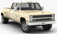 GENERIC 4WD DUALLY PICKUP TRUCK 6