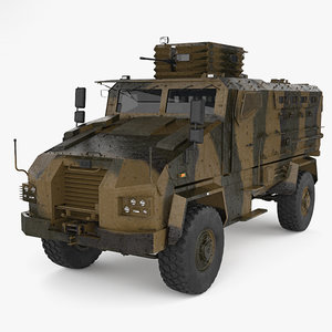 mrap bmc kirpi model