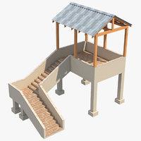 platform 7 3D