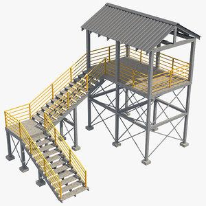3D platform 8