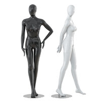 Abstract female mannequins 17
