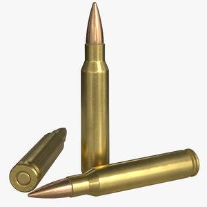 223 remington 5 3D