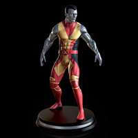 colossus 3D model