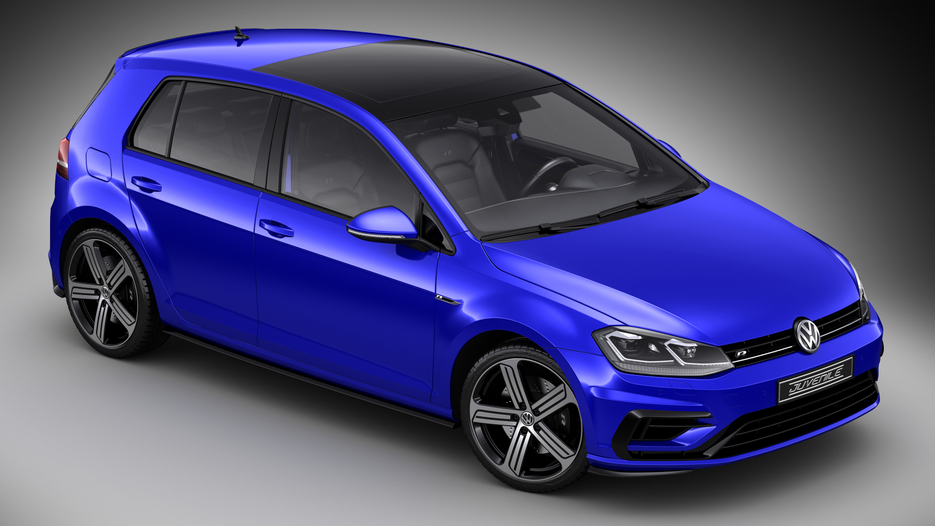 Volkswagen Golf 7 R Facelift 2017