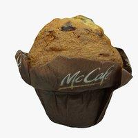 muffin mc 3D model