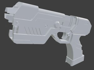 3D model samus