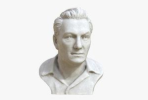 nikolay simonov 3D model