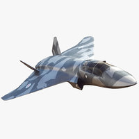 BAE Systems Tempest Future Concept Jet Fighter 2035 Camouflage(1)