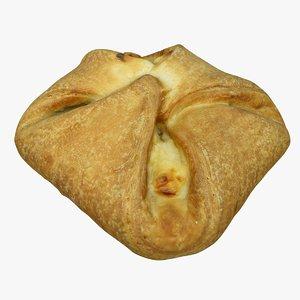 3D pastry mc