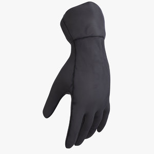 3D protective glove v3 model